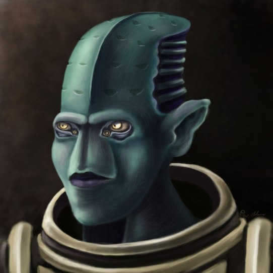 alienbust